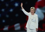 History in the Making - Hillary Clinton's Historic Nomination