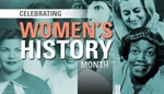 Women In History Month Kickoff