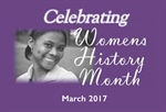 Women in History Month Event Calendar